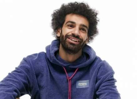 محمد صلاح يرزق بمولودته الثانية ويطلق عليها هذا الإسم