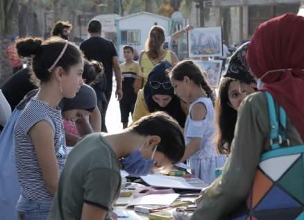 مسرح إسطنبولي يطلق معرضاً من مرفأ صور تحية الى مرفأ بيروت