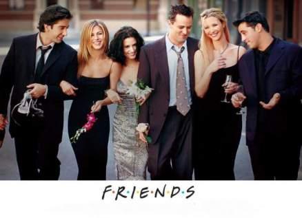 بالصورة - انتهاء تصوير فيلم Friends بعد معاناته مع فيروس كورونا