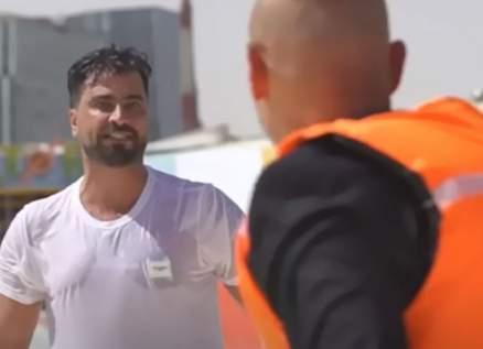 شاهدوا ردة فعل معتصم النهار بعد المقلب الذي نفّذه رامز جلال به.. بالفيديو
