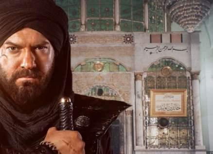 """خاص """"الفن""""- هل يتوقف مسلسل """"خالد بن الوليد"""" ويخرج من رمضان 2020؟"""