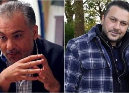 وائل شرف يكشف سبب عدم تعليقه على وفاة حاتم علي وسبب إنقطاع علاقتهما-بالفيديو