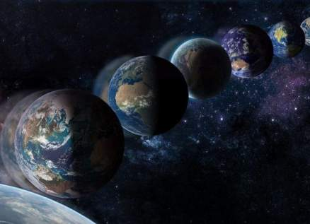 أفلام الخيال العلمي تتحول إلى حقيقة..ودليل على وجود كون موازِ لعالمنا!