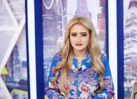 مي العيدان تطلب الدعاء لهذه الممثلة-بالصورة