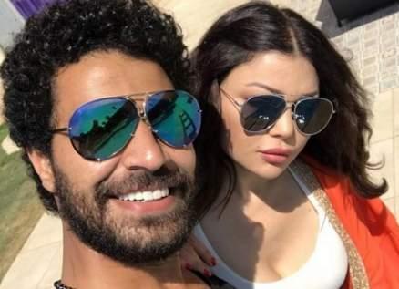 هيفا وهبي تضع محمد وزيري في السجن وهذا أول تعليق لها