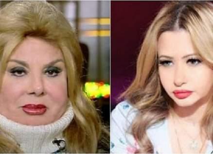 فادية عبد الغني تهاجم مي العيدان بعد سخريتها من إطلالتها