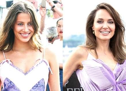 حبيبة براد بيت تنشر تعليقاً غامضاً على صورتها..فهل قصدت أنجلينا جولي؟
