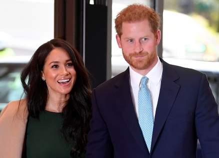 دعم ملكي لـ الأمير هاري وميغان ماركل بعد إجهاضها لطفلهما الثاني