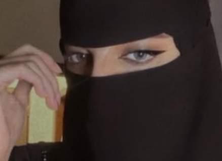 العنود اليوسف تكشف سبب ارتدائها النقاب وجنسيتها تصدم المتابعين..ليست سعودية!!