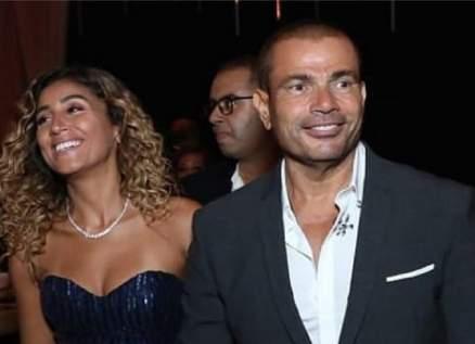 أزمة عمرو دياب ودينا الشربيني تتفاعل.. هل تركها ليرتبط بهذه الممثلة الشهيرة؟ بالصورة