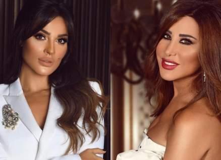 """نجوى كرم لـ نادين نسيب نجيم: """"رح تبقي جميلة الجميلات"""""""