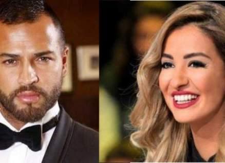 """فرح بيطار لـ وسام حنا بعد انتهاء مسلسل غربة:""""انت حلم كل ممثلة""""-بالصورة"""