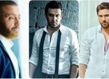 أحمد السقا وأحمد عز وكريم عبد العزيز معاً في فيلم جديد