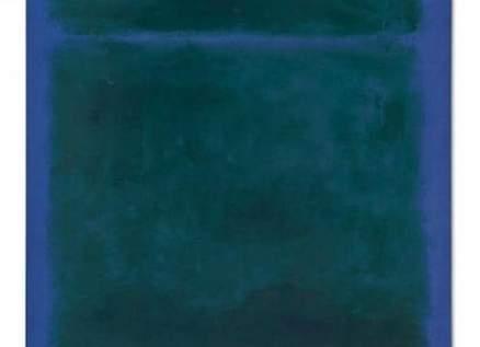 """هذه اللوحة """"الغريبة"""" بيعت بمبلغ خيالي - بالصورة"""