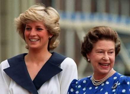 هل كانت الملكة إليزابيث الثانية تغار من الأميرة ديانا؟