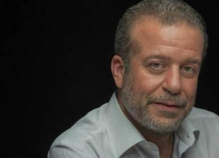 بالصور- شريف منير يسخر من محمود حجازي بعد حلاقة ذقنه