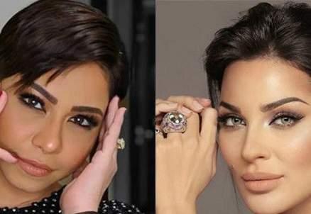 شيرين عبد الوهاب برسالة إطمئنان لـ نادين نسيب نجيم