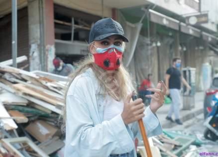 مايا دياب لا زالت تحت تأثير صدمة إنفجار بيروت: الحزن يقتلني