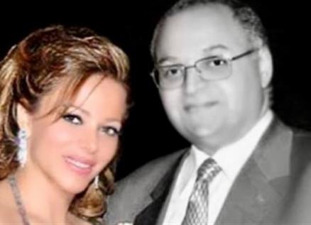 بكلمات مؤثرة سوزان نجم الدين تعلن وفاة زوجها- بالصورة