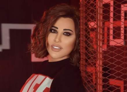 نجوى كرم متألّقة بأحدث إطلالة لها في دبي.. بالصور