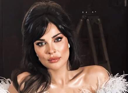 بعد نجاتها من الموت نادين نسيب نجيم تقرر الهجرة من لبنان