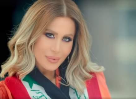 """بالفيديو- فيفيان مراد تستعدّ لإطلاق أغنية عراقية """"يا عراق"""""""