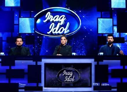 """لجنة تحكيم """"عراق آيدول"""" تشيد بالمواهب و5 مشتركين يتأهلون الى مرحلة نصف النهائيات"""
