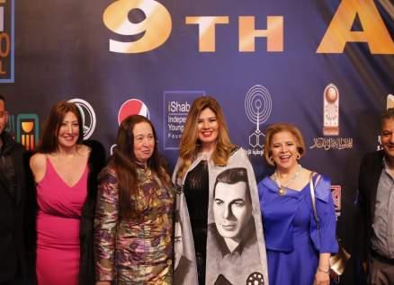 كورونا لم يعق مهرجان الأقصر..ورانيا فريد شوقي بلحظات مؤثرة..وهذا ما قالته رانيا يوسف للفن