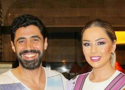 طليقة محمد حداقي تكشف حقيقة علاقة فنانة شهيرة بإنفصالهما