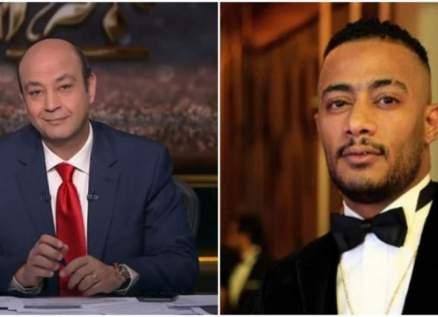 """خاص """"الفن""""- محمد رمضان في أول رد على هجوم عمرو أديبعليه"""