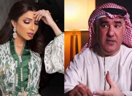 """صالح الجسمي تعليقاً على سجن دنيا بطمة:"""" لا يصح الا الصحيح""""-بالصورة"""