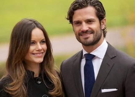 أمير السويد كارل فيليب وزوجته يصابان بكورونا
