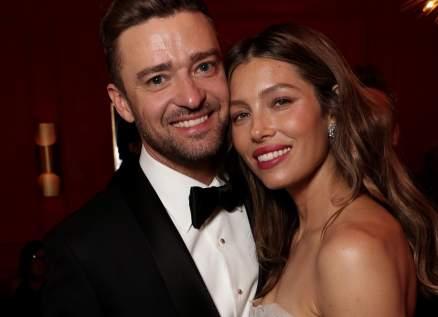 جيسيكا بيل وجاستين تيمبرليك يستقبلان طفلهما الثاني