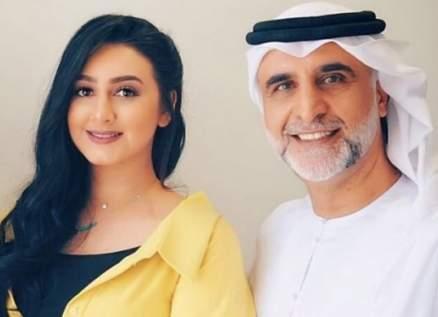 هيفاء حسين تكشف عن وجه توأمها للمرة الأولى من زوجها حبيب غلوم-بالصورة
