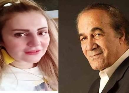 ابنة محمود ياسين تستذكر والدها الراحل وريم البارودي وسوسن بدر تواسيانها-بالصورة