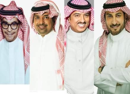 """رابح صقر وراشد الماجد وماجد المهندس وأصيل أبو بكر يشاركون في """"حفلات اليوم الوطني السعودي 90"""""""