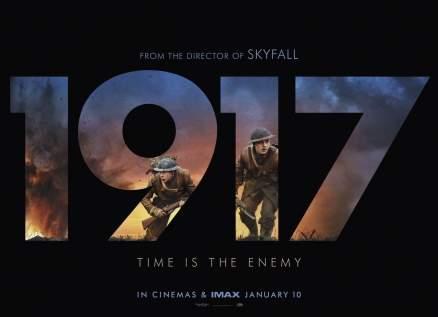 """فيلم """"1917"""" يحصد جائزة غولدن غلوب"""