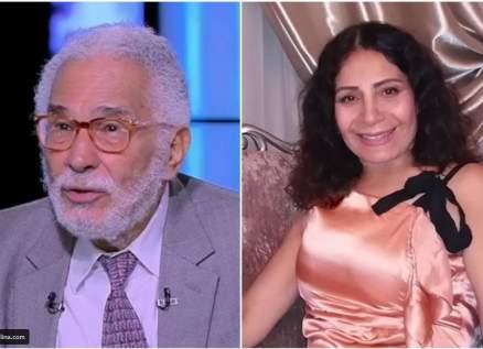 عفاف مصطفى تكرر إعتذارها من عبد الرحمن أبو زهرة وتبكي على الهواء مباشرةً-بالفيديو