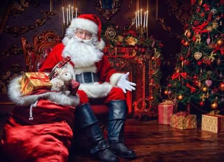 """العثور على رسالة مختومة من طفل الى """"بابا نويل"""" منذ 90 عاماً - بالصور"""