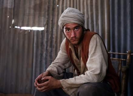 """أحمد مالك في """"حارس الذهب"""": تعلمت 4 لغات"""