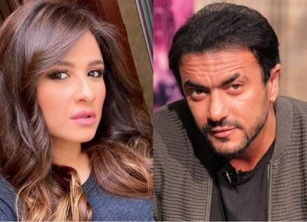 """أحمد العوضي يختار هذا الإسم لإبنه من ياسمين عبد العزيز وما علاقة مسلسل """"الإختيار""""؟-بالفيديو"""