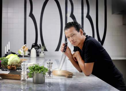 """""""بكُل بَساطة"""" برنامج طهي من نوع جديد  للشيف العالمي بوبي تشين"""