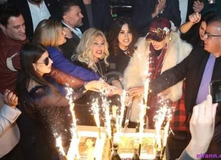 مارغو قصار تجمع جاكلين ومادونا وربيع الأسمر وفنانين وإعلاميين في عيدها وهذا ما كشفته لموقع الفن