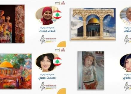فنانو لبنان يحضرون في مهرجان فلسطين الدولي السادس