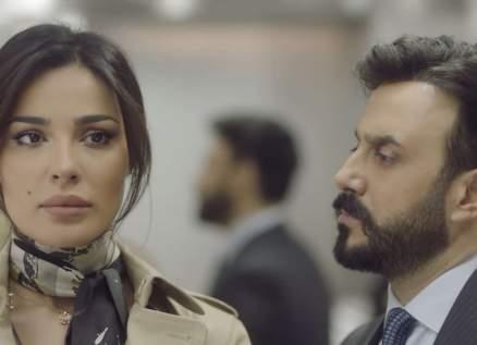 """نادين نسيب نجيم عن هذا المشهد: """"من اجمل المشاهد بيني وبين قصي"""""""