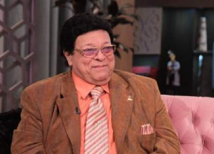 وفاة الممثل المصري إبراهيم نصر