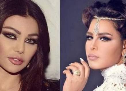 أحلام تتضامن مع هيفا وهبي في نزاعها مع محمد وزيري