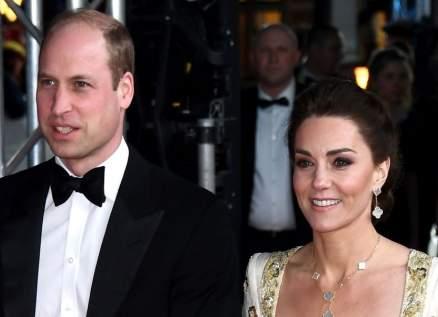 الأمير وليام وكايت ميدلتون يخطفان الأنظار..وهذه أبرز إطلالات الثنائيين في البافتا
