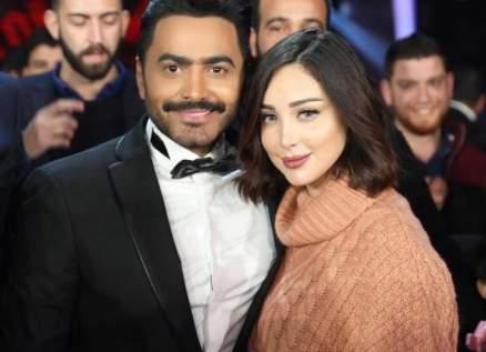 طلاق تامر حسني وبسمة بوسيل.. قصة عائلة مهددة أم استراتيجية للترويج لأعمال فنية جديدة؟