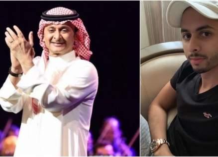 عبد المجيد عبد الله يتعرض للإنتقادات بسبب ما فعله بعد وفاة والدته وإبنه يدافع عنه-بالفيديو